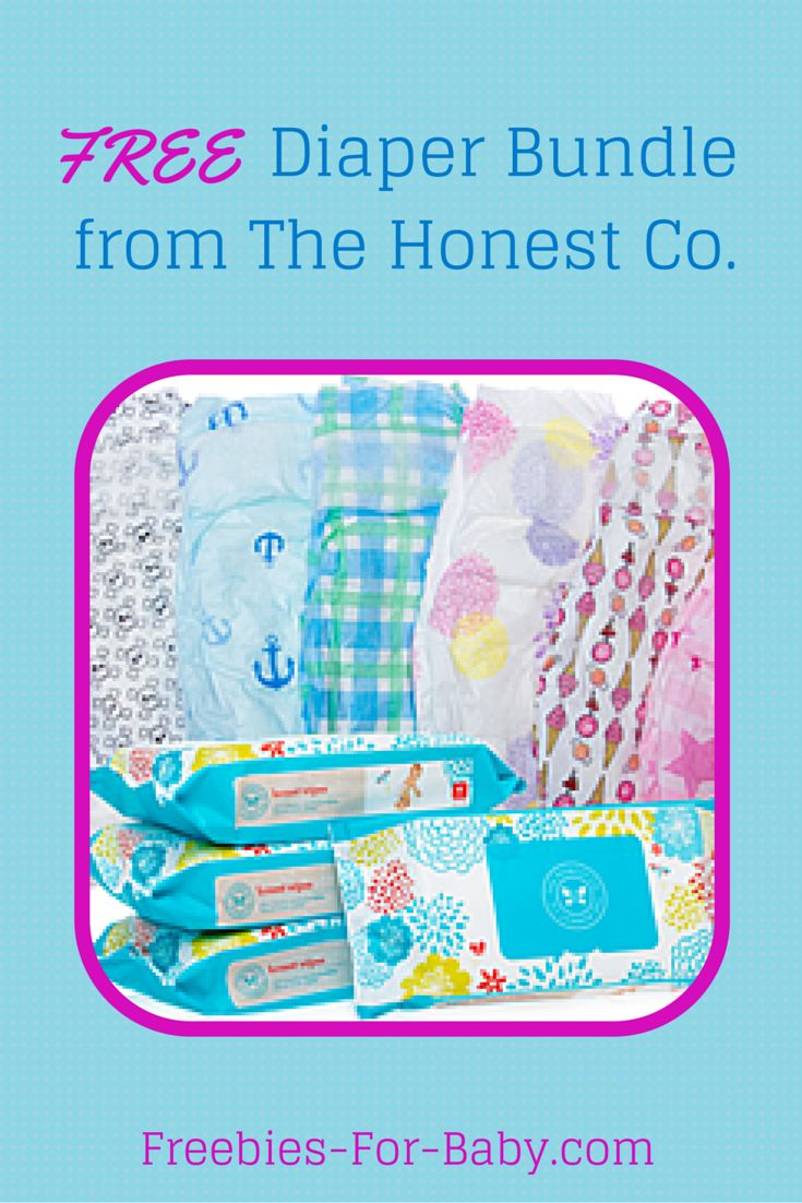 FREE Diaper Bundle from The Honest Company => http://freebies-for-baby.com/3142/free-diaper-bundle-or-free-products-bundle-from-the-honest-co/  #diapers #freebies