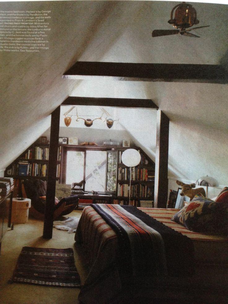 attic idea | Attic room ideas | Pinterest | Attic ideas