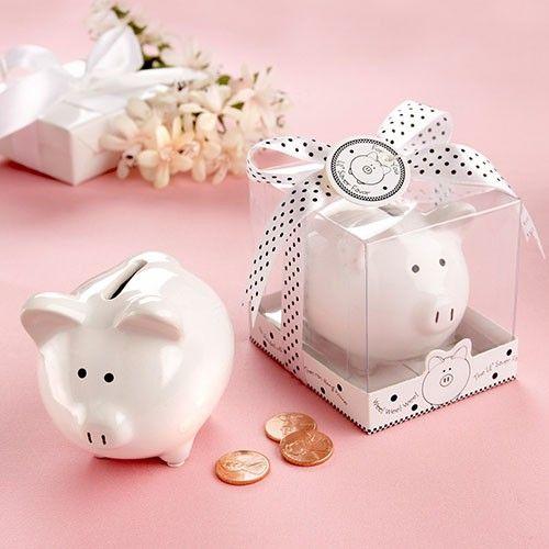 """Alcancía de puerquito """"Piggy"""" #hermosa #alcancias #bonitas #piggy ideal para tu #fiesta las puedes #comprar en la #tienda #ondinecollection"""