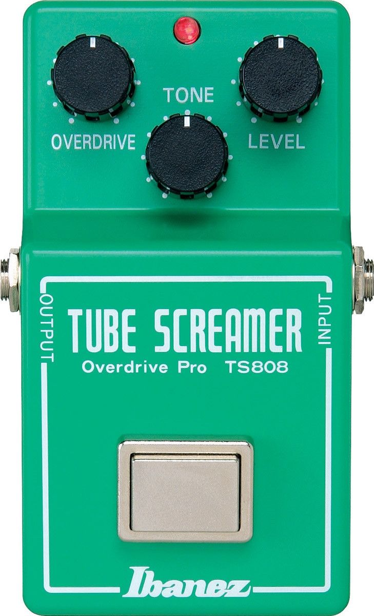 Ibanez TS808 Tube Screamer Guitar Effects Pedal