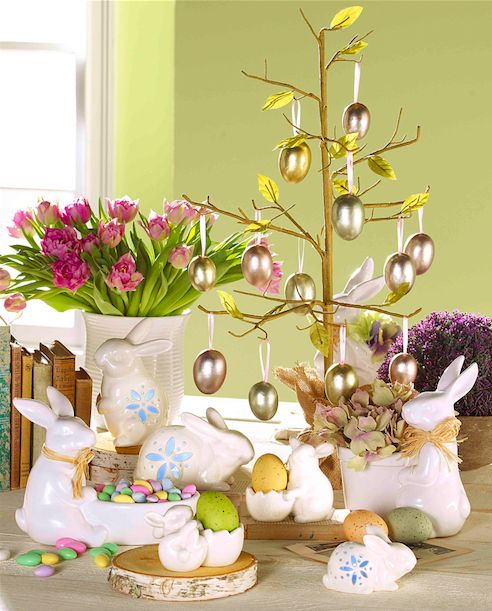 The Perfect Finishing Touch To Your Easter Decor From