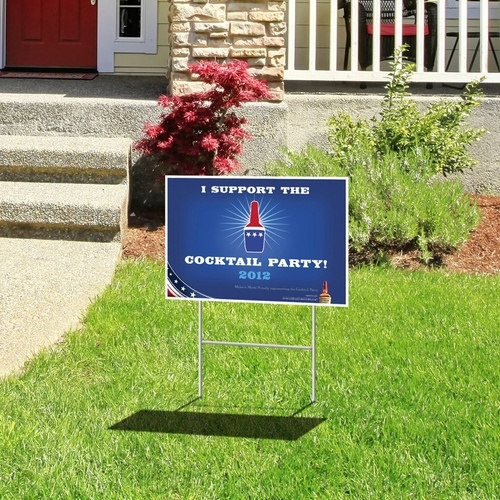 Funny Backyard Signs :  Signs on Pinterest  Political signs, Political campaign and Lawn sign