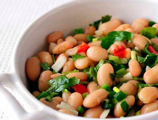 Рецепт салат маринованный перец