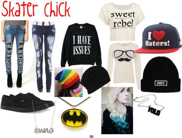 Best 25+ Skater girl style ideas on Pinterest | Skater girl outfits Skate girl and Skate style girl