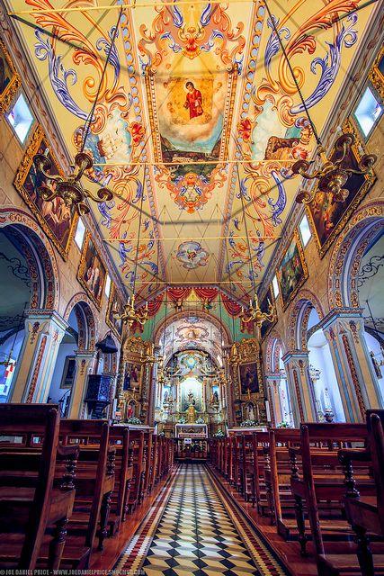 Church, Sao Vicente Madeira