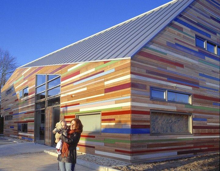 Simone Drost Architecture, Rotterdam, zintuiglijke en duurzame architectuur, Drost en van Veen, Kinderdagverblijf De Kleine Kikker, Utrecht