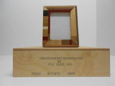 creazioniinlegnovitoluiso: Scoperti su DaWandadi vito-luisoporta foto in legn...