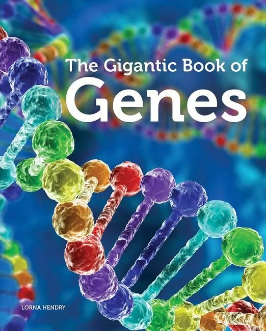 INV 572.8 HEN Genes are the blueprint for life. They are found inside the cells of all living organisms, and are responsible for how a plant or animal looks and grows. Welcome to the gigantic book of genes!