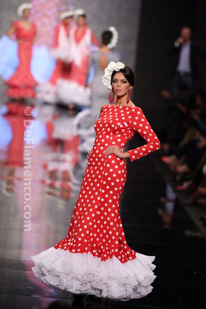 Fotografías Moda Flamenca - Simof 2014 - Amparo Maciá 'Autentica' Simof 2014 - Foto 05