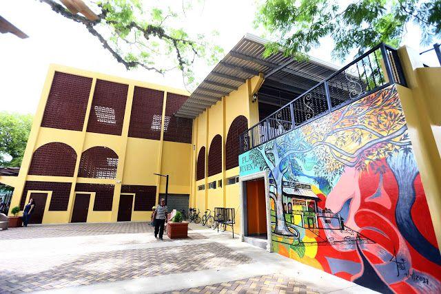 Honduras, Nación y Mundo: Como nueva quedó escuela Gabriela Mistral de La Li...