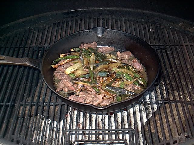 Grilled Dove Fajita's Recipe & Pics !!! | Recipes & Cooking - Cleaning & Preparation | Texas Hunting Forum