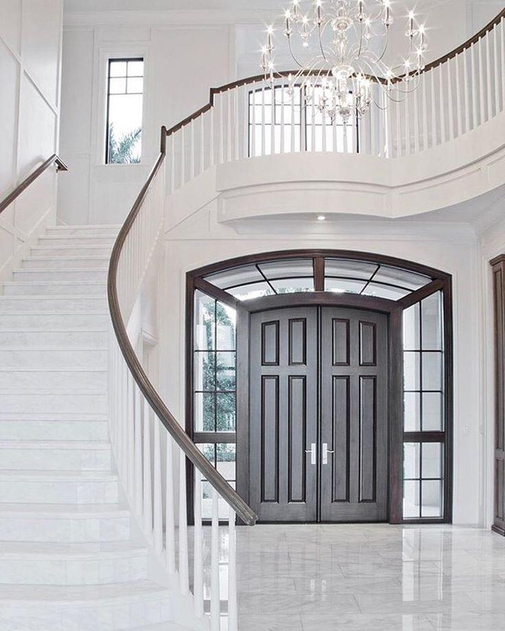 Front Door Step Ideas: 25+ Best Ideas About Double Doors On Pinterest