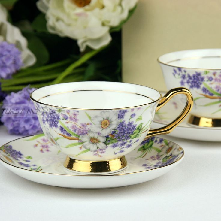 high tea set -
