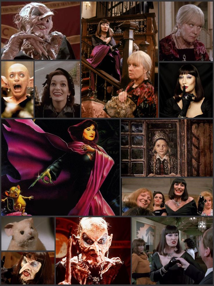 """""""The Witches"""" (1990)"""