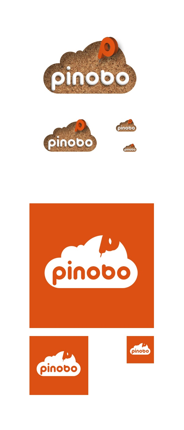 Pinobo.com - Logo / Promo video / viral video by Spiros Xenos, via Behance