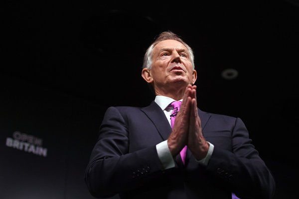 Tony Blair's Lesson for President Trump - NYTimes.com
