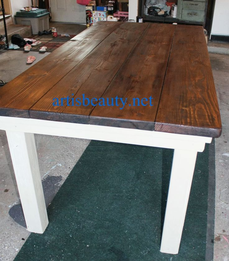 25 Best Ideas About Painted Farmhouse Table On Pinterest Farmhouse Decor Distressed Wood