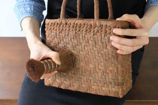 ずっと永く使いたいからかごバッグのお手入れ方法と保管方法をおさらいしよう