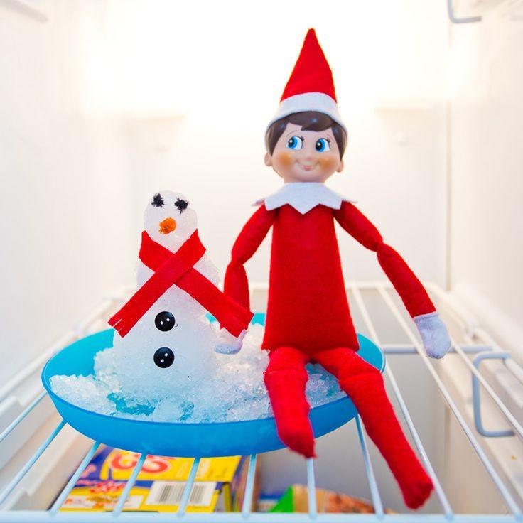 Easy Elf on the Shelf Ideas Elf on the shelf, The nerds