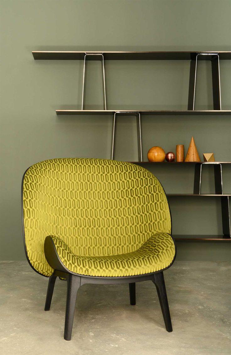 Furniture swivel and tub chairs dori fabric swivel cuddle chair - Armchair Bookcase Chairs Furniture Restored Mid Century Swivel Slipper Chair