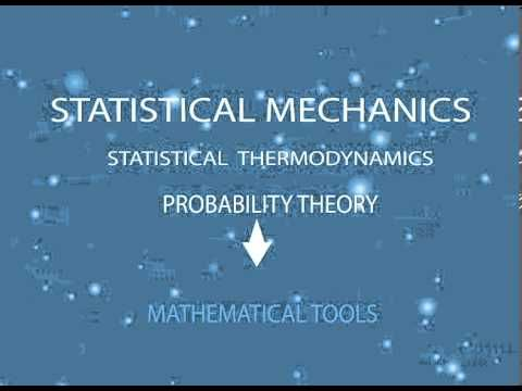 What is statistical mechanics, Video Explains with animation FREE PHYSICS mp3t
