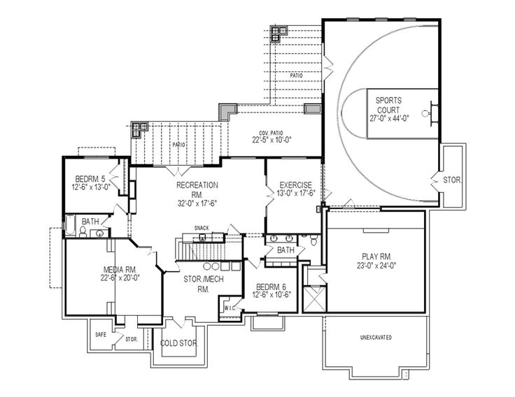 298 best images about jamie david floor plans on pinterest for House plans with indoor basketball court