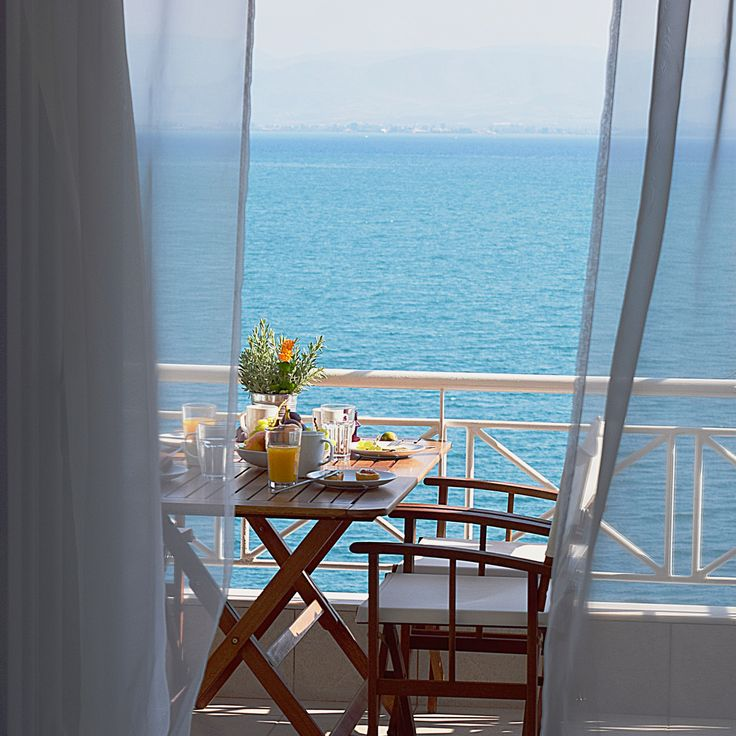 Meli Holiday Waterfront Apartments-The view from Living room, #nafplion, #greece, #holiday, #rentals, #vacation #meliapartments