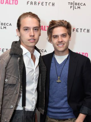 Dylan and Cole Sprouse You may not instantly recognize this young pair, but any kid in your family could tell you these two are none other than Dylan and Cole Sprouse, a.k.a. the twins from The Suite Life of Zack & Cody. Since their successful Disney series ended in 2008, the two have applied themselves to their studies, graduating together in 2015 from the Gallatin School of Individualized Study at New York University.