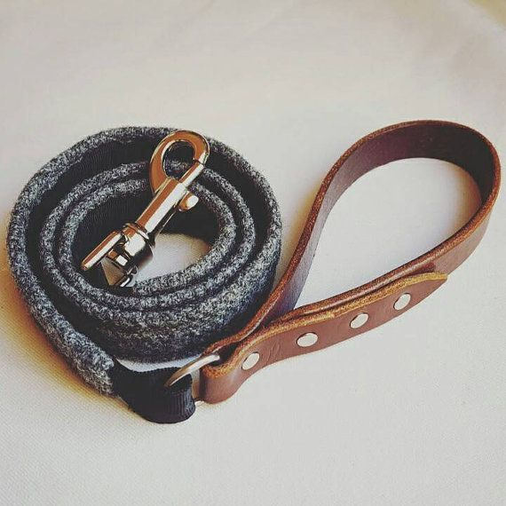 Hey, I found this really awesome Etsy listing at https://www.etsy.com/uk/listing/253146534/leather-grip-harris-tweed-dog-lead-leash