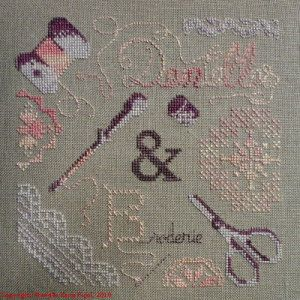 Dentelles et Broderie (Lace and Embroidery) - http://www.filigram.com/filipages/index.php