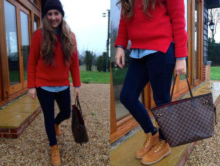 timberland outfits women - Google Search