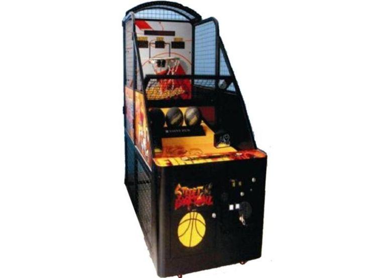Oyun Salonu Makinaları
