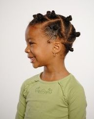 mixed kids hairstyles  Mixed Kids Hairstyles Bantu knots