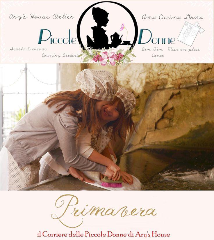 ©Arys House Atelier : IL PRIMO NUMERO DEL GIORNALINO DELLE PICCOLE DONNE...