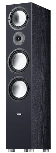 Electronics: Canton GLE-496 Tower Speaker - Black [I like Canton Speakers and this is the speaker that I use at home ... I have 6 of them] Buy Now: $649.00 From Amazon(USA)