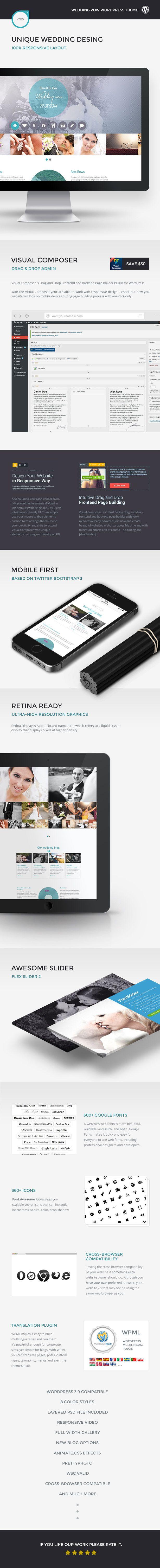 167 best #WordPress #Responsive Premium Template images on Pinterest ...