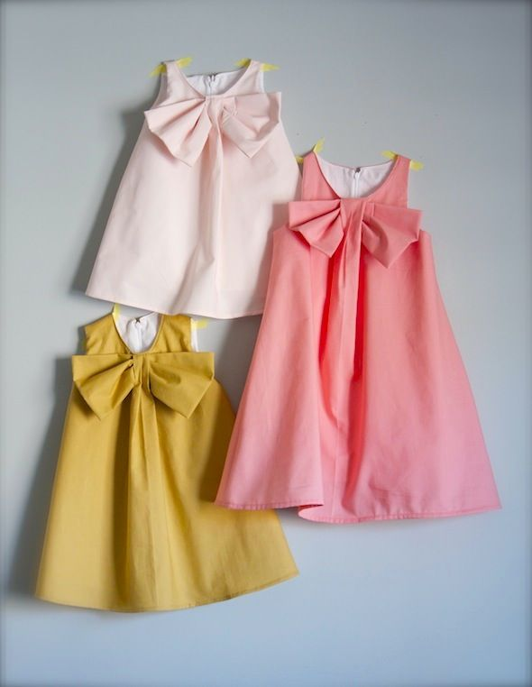 Can only purchase the sewing pattern, not the actual dresses...maybe my mom will make for me, haha.