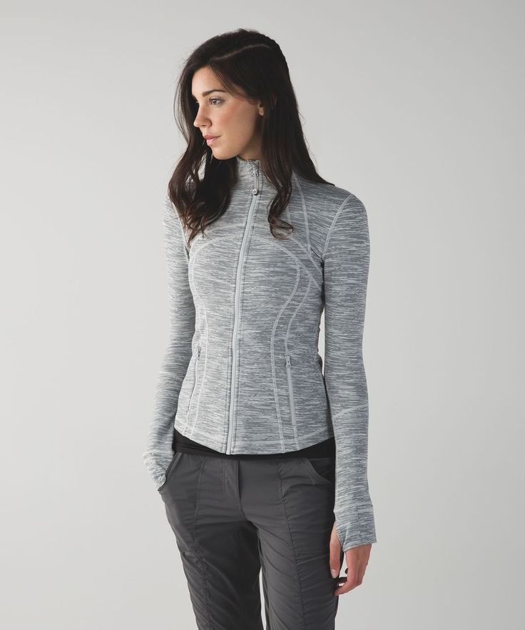 Lululemon Define Jacket - Wee Are From Space Silver Spoon - lulu fanatics