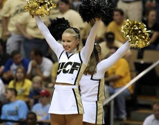 Youth Cheerleading Camps at UCF