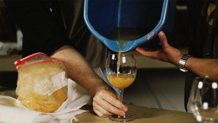 Making Pruno (Prison Wine That Can Kill You)