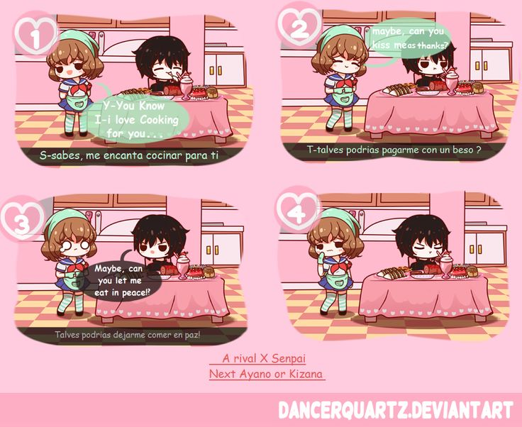 Yandere Comic - Mai's Happy End by DancerQuartz on DeviantArt