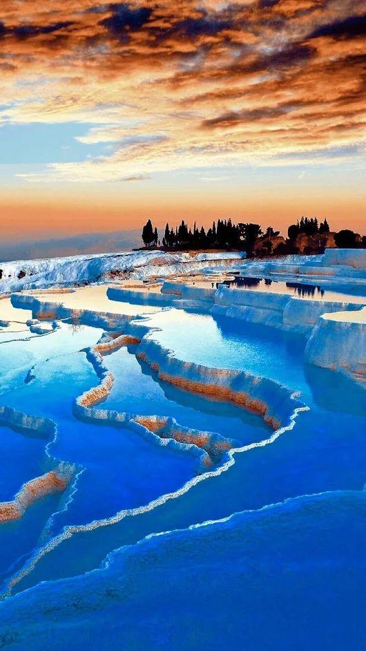 Pamukkale Denizli TÜRKİYE