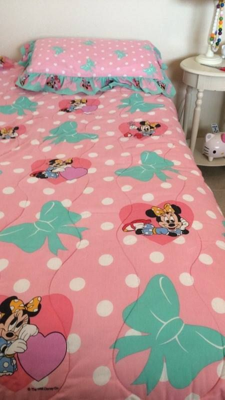 Pink Twin Tails Cartoon Pants Candy Stripper X Amoyamo: Best 25+ Minnie Mouse Bedding Ideas On Pinterest