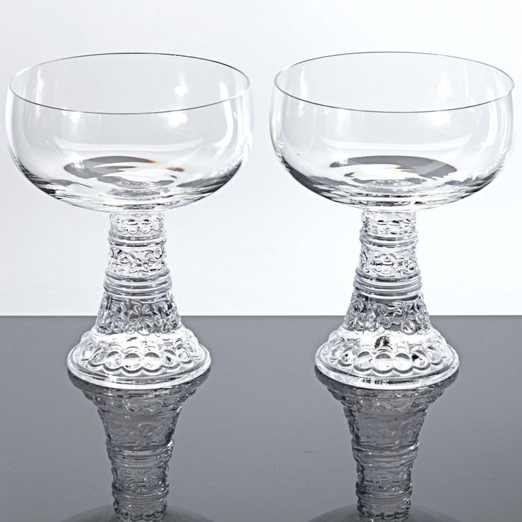 2 Sektschalen Thomas Bacchus Sektgläser Champagnerschalen Gläser