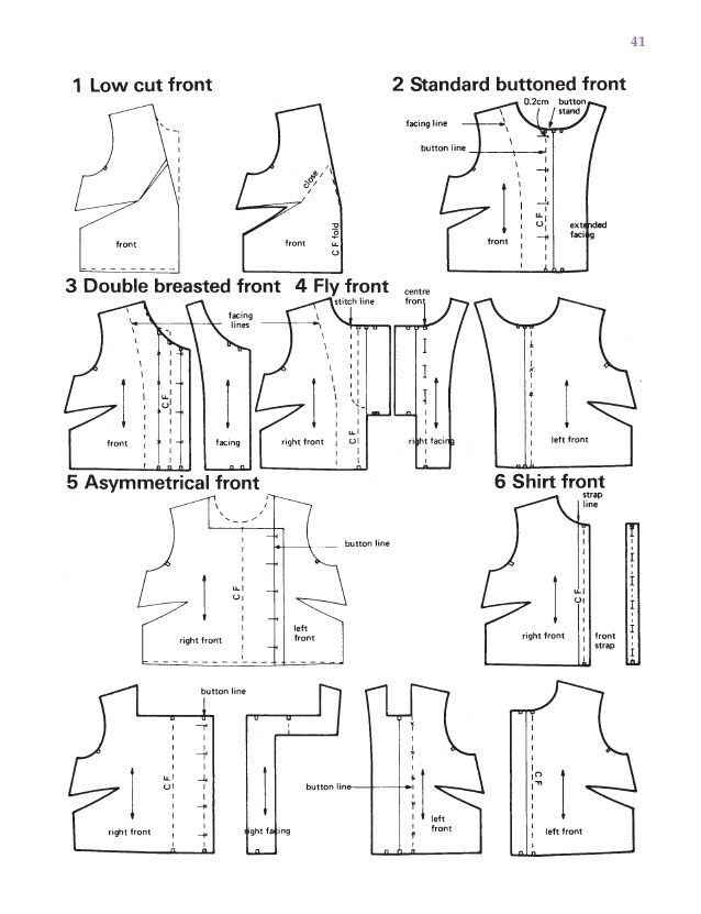 Metric Pattern Cutting Womenswear Winifred Aldrich