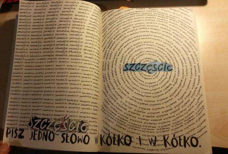 Podesłała Adrianna Kramarz #zniszcztendziennik #kerismith #wreckthisjournal #book #ksiazka #KreatywnaDestrukcja #DIY