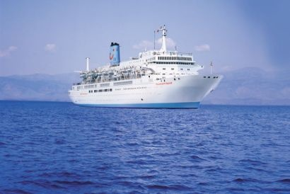 Thomson Spirit is your home away from home. Every little detail, from the sumptuous cuisine to the sizzling entertainment, has been tailor-made with you in mind. Spacious, stylish and sociable, the sh...
