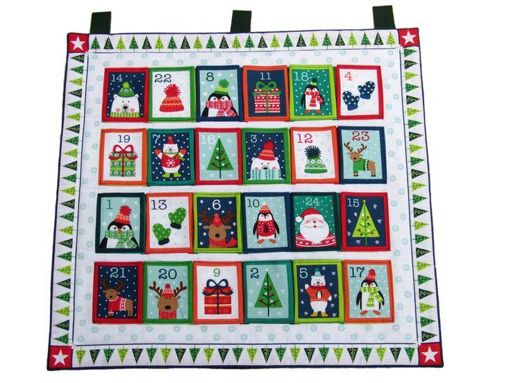 2017 Christmas Novelty Advent Calendar