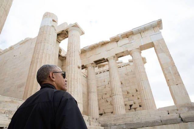 Το καλύτερο διαφημιστικό σποτ για τον Ελληνικό τουρισμό από τον Ομπάμα