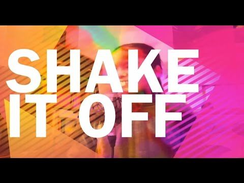 Gregoz and Anna cover Shake it off